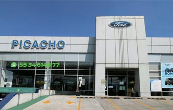 Ford Picacho
